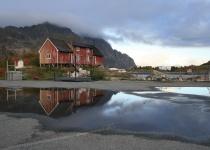 Norská arktická idylka