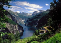 Výlet do Norska