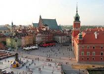 Poznávací dovolená ve Varšavě