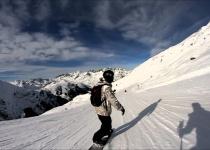 Den v St. Antonu v Arlbergu