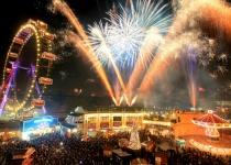 Silvestr a Nový rok ve Vídni
