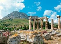 Bavte se na řeckém Peloponésu