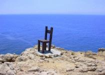 Gavdos – ostrůvek u Kréty