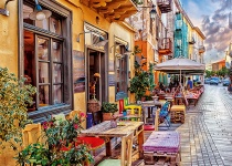 Hlavní turistické atrakce Řecka