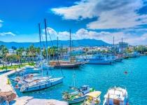 Ostrov Kos - Řecko