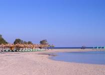 Pláž Elafonissi, Kréta