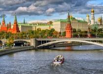 Hlavní město Ruska - Moskva