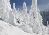 Možnosti lyžování v Soči v Rusku