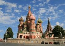 Poprvé v Rusku