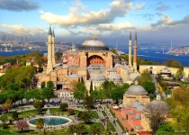 Hlavní turistické atrakce Turecka