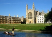 Cambridge – britské univerzitní město