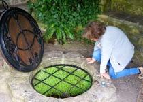 Hlavní atrakce tajemného Glastonbury v Anglii