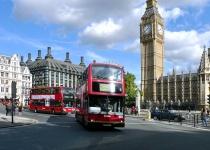 Kam se v Londýně vydat