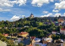 Banská Štiavnica a její zajímavosti