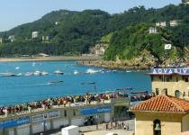 Co dělat a na co se podívat ve španělském San Sebastiánu