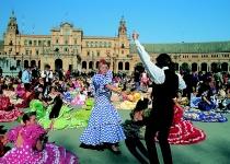 Dubnový festival ve španělské Seville