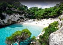 Ostrov Menorka - Španělsko