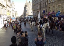 Užijte si letní slavnosti ve Skotsku