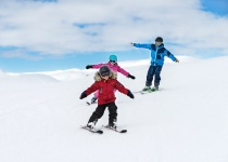 5 nejlepších lyžařských letovisek ve Švédsku