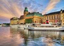 Stockholm – metropole Švédska
