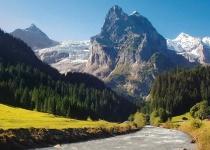 Dovolená plná zábavy a výletů ve Švýcarsku
