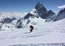 Exkluzivní trasa Haute Route ve švýcarských Alpách