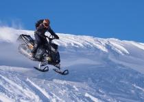 Zimní zážitky ze severního Švédska