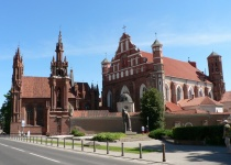 Hlavní město Litvy – Vilnius