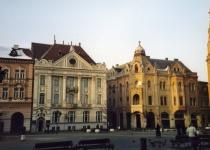 Dovolená v srbském Novi Sadu