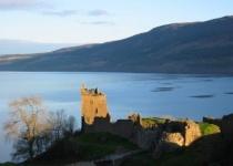 Navštivte jezero Loch Ness a jeho příšeru
