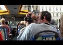 Budapešť  - prohlídka města HOP ON HOP OFF