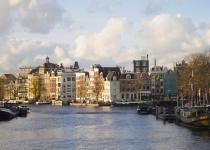 Blízký a vzdálený Amsterdam