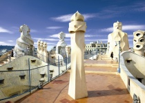 Architektonické skvosty Barcelony
