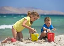 Cestování do zahraničí s dětmi