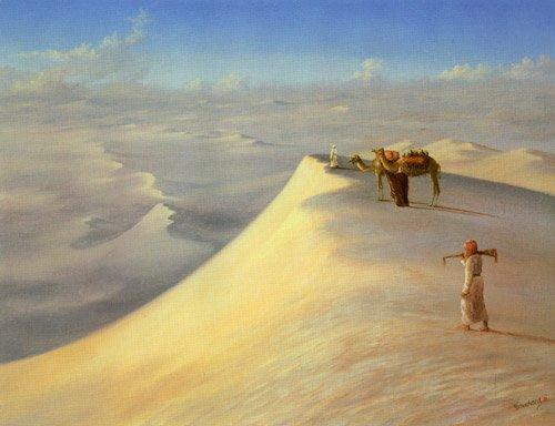 Navštivte divy Blízkého východu