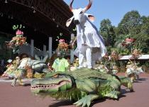 Nejzajímavější festivaly a karnevaly světa