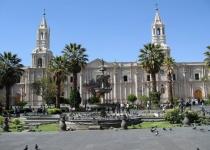 Bílé město Arequipa