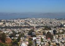 Dovolená v San Franciscu