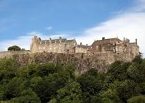 Skotsko – hrad Stirling