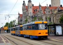 Doprava v Lipsku