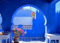 Chefchaouchen – marocké modré město