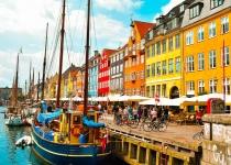 Dánsko: levné letenky - Kodaň s odletem z Vídně již od 843 Kč
