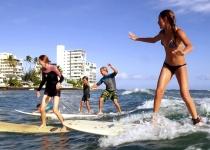Havajské ostrovy: levné letenky - Honolulu s odletem z Lyonu, Nice nebo Marseille již od 12 290 Kč