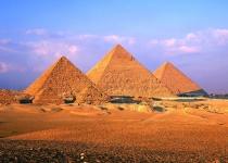Káhira hlavní město Egypta