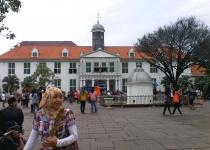 Kota, staré město Jakarty