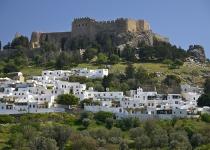 8 denní dovolená v Řecku - Rhodos s odletem z Brna od 5 890 Kč