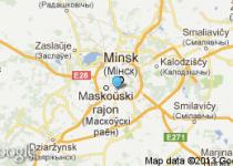 Letiště Minsk (MHP)