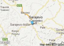 Letiště Sarajevo (SJJ)