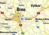 Letiště Brno (Brno Tuřany) - BRQ