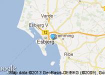 Letiště Esbjerg (EBJ)
